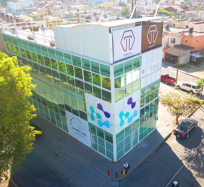 Edificio GT