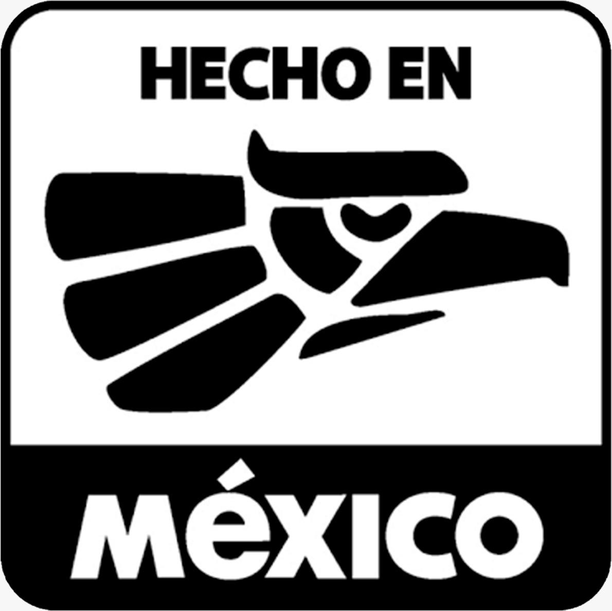 logo hecho en Meéxico